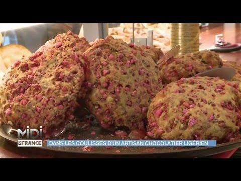 Dans les coulisses d'un artisan chocolatier ligérien