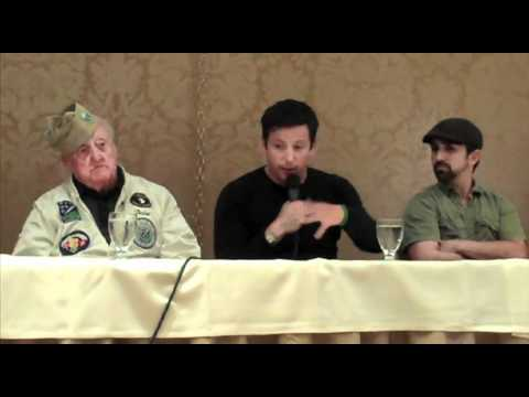 Actor Ross McCall discusses Band of Brothers 3 of 3