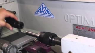 AKON workpiece holder sets for dies and taps [AKON Werkzeuge 2015]