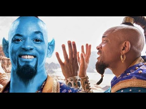 "WILL SMITH NEW MOVIE ""Aladdin"" MY THOUGHTS!"