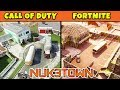 10 CRAZIEST Fortnite Playground Creations on Youtube   Chaos