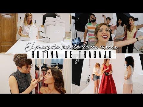 RUTINA DE TRABAJO: Qu� hay detr�s de mi marca de ropa   Nightnonstop