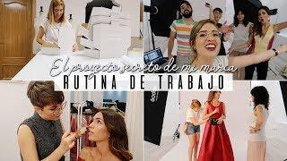 RUTINA DE TRABAJO: Qué hay detrás de mi marca de ropa | Nightnonstop