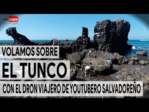 Playa El Tunco, La capital de Surf City en  El Salvador | YS