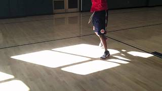 MLLS Move Of The Week #6: How to do the George Mikan drill