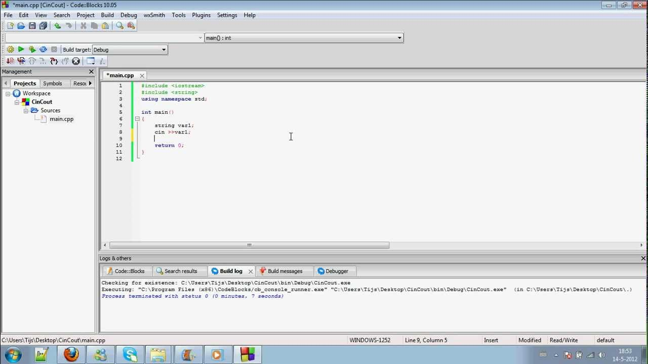 how to make an incrementer in c++