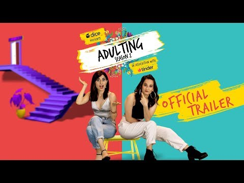 Dice Media | Adulting Season 2 | Web Series | Official Trailer
