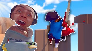 HILARIOUS RAGDOLL PHYSICS GAME! - Human Fall Flat Gameplay