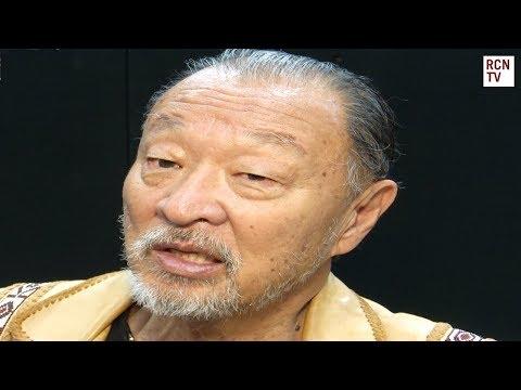 Cary-Hiroyuki Tagawa Praises Alexa Davalos