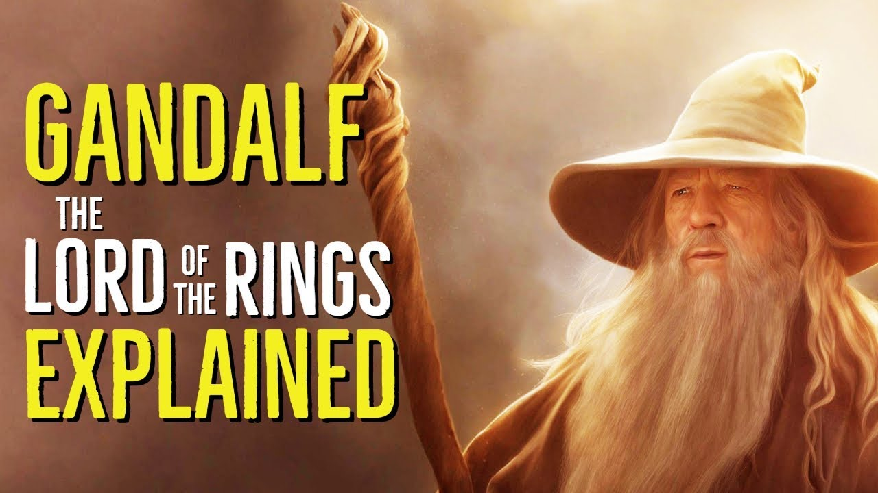 Download GANDALF (The Lord of the Rings) HISTORY EXPLAINED