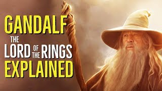 Baixar GANDALF (The Lord of the Rings) HISTORY EXPLAINED