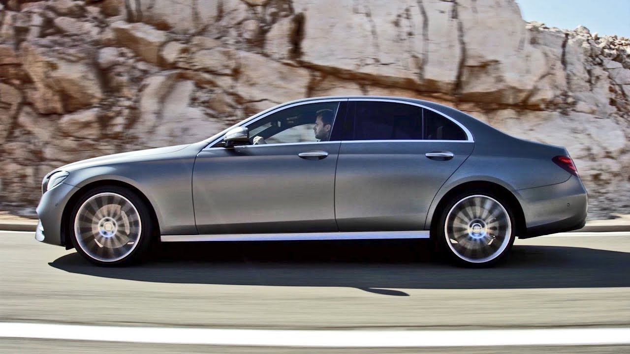 New 2017 Mercedes E Cl Official Trailer