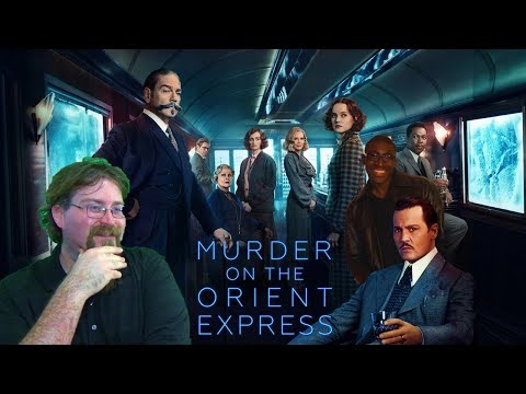 Make Me A Believer!   Murder On The Orient Express   Movie Review