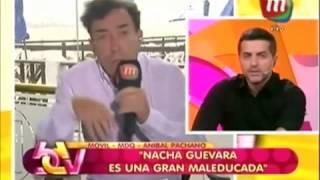 Aníbal Pachano sería participante de Bailando 2014 y palitos para Soledad Silveyra y Nacha Guevara