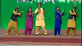 14 August Pakistan Day - Hum hain Pakistan - Flag Hoisting Ceremony 2011