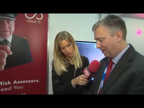 Cloud 15 Software - Interview from Firex 2015 at ExCeL London