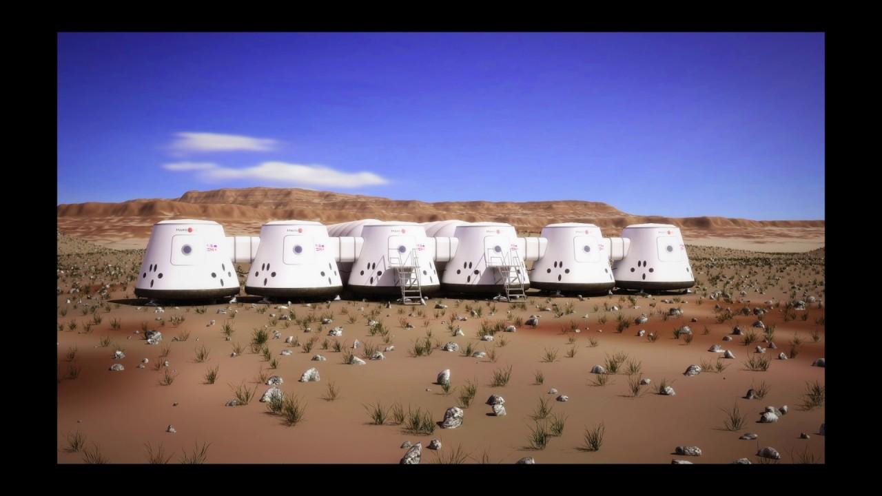 A 'Martian' First: Earthworms Born in Mock Mars Soil