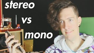 What's the Big Deal with Mixing in MONO vs STEREO?  Why do it?