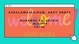 Uts soft skill screenshot 1
