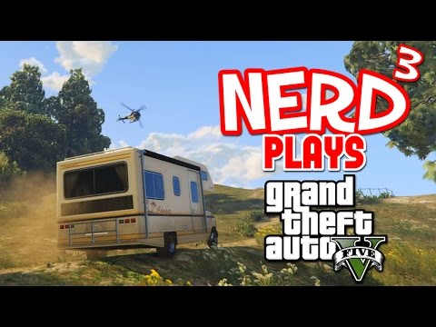 Nerd³ Plays... GTA V - Literally Cancer