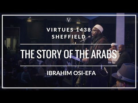 Shaykh Ibrahim Osi-Efa: The Story of the Arabs