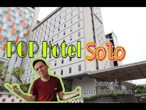 Menginap Di POP Hotel Solo | Fasilitas Lengkap, Murah, Instagrammable 📷