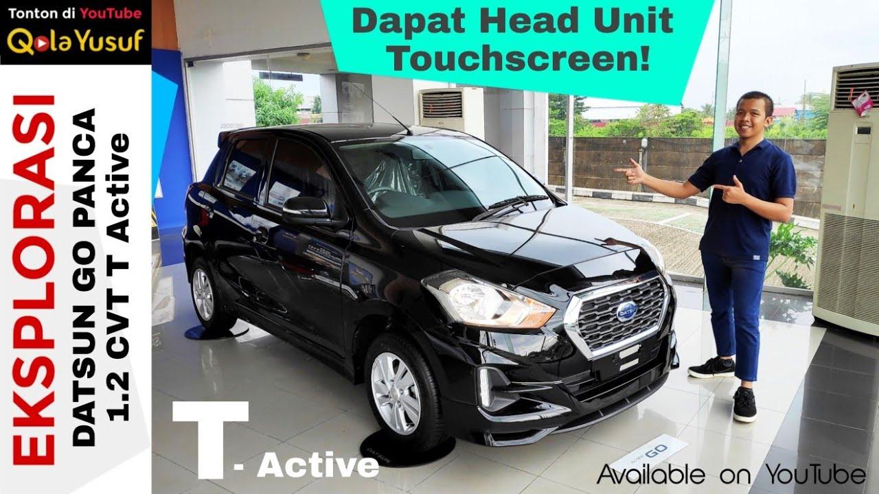 Eksplorasi Datsun Go Panca 2019 Tipe 1 2 Cvt T Active Datsun Indonesia Youtube