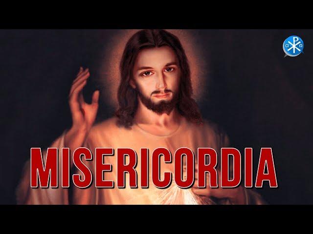 Misericordia   Perseverancia - P. Gustavo Lombardo