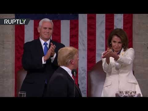 Speech checking to 'f*ck you' clap: Pelosi reactions to Trump State of Union