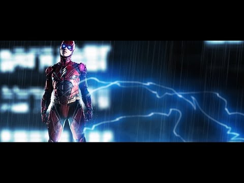 The Flash Promo (Ezra Miller)