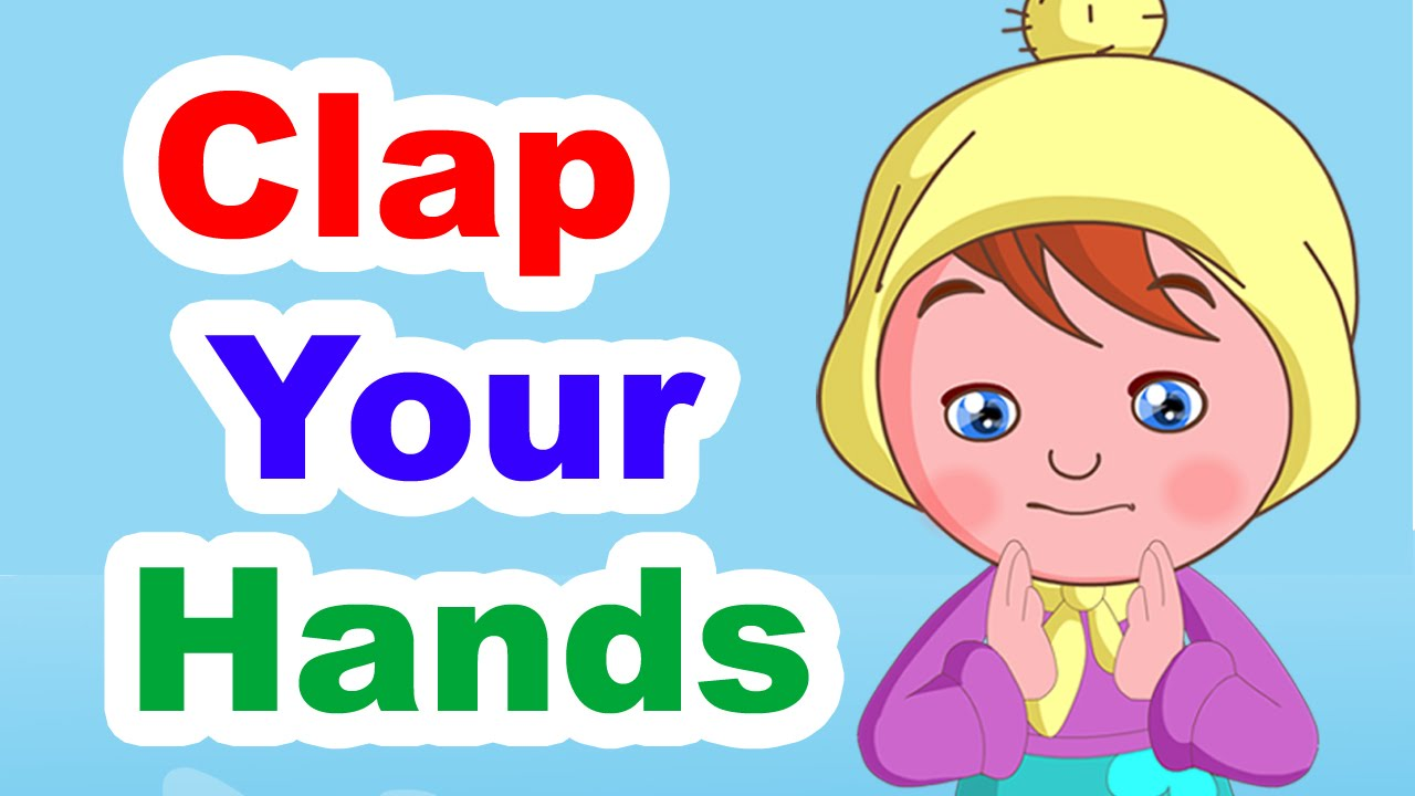 Clap Your Hands Listen To The Music Nursery Rhyme With Lyrics Kids Songs Poems For Kids Youtube Dimitri vegas & like mike, w&w, fedde le grand — clap your hands 02:56. clap your hands listen to the music nursery rhyme with lyrics kids songs poems for kids