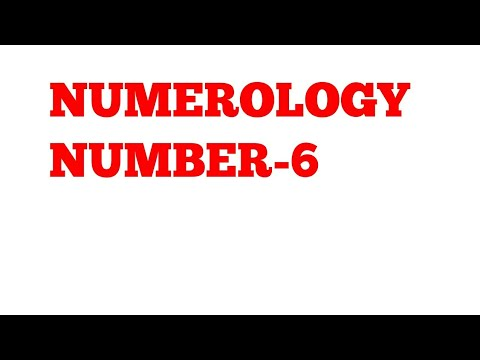 NUMEROLOGY IN HINDI LIFE PATH NUMBER 6 LUCKY DAYS LOVE COMPATIBILITY COLOR  YEARS REMEDIES PROFESSION