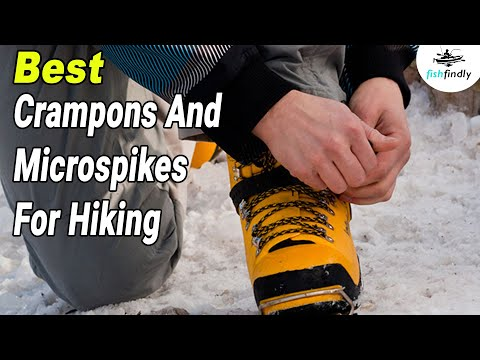 Best Crampons And Microspikes For Hiking In 2020 – Suggestion's & Guide!