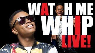 silento greatest watch me whip it live performance yet