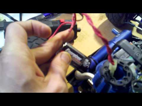 Traxxas Glow plug fix DIY