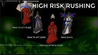 The Most INSANE RUSHING COMBOS (Max Gear)