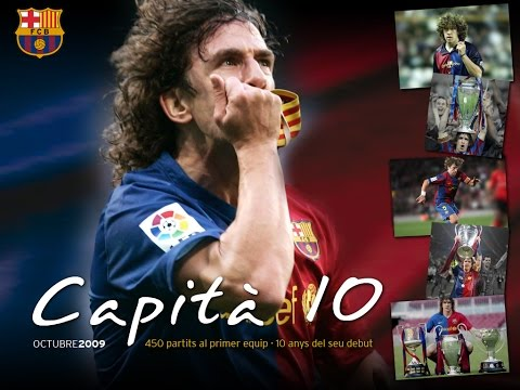 Carles Puyol The Best Respect Moments