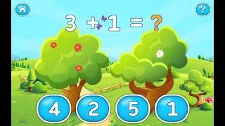 Математика для дошкольников. Уроки математики для дошкольников.