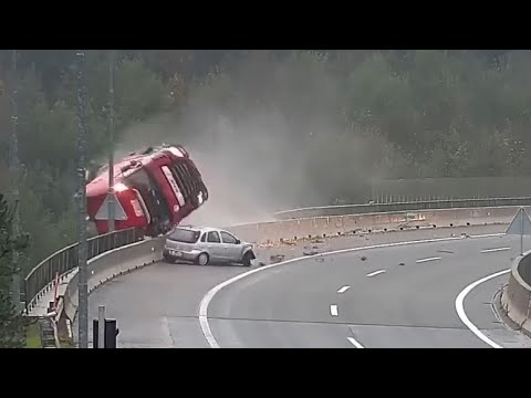 Terrible Truck Accidents