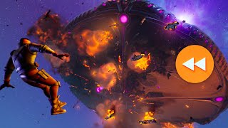 Fortnite Operation Sky Fire Full In Game Event Video | REVERSED