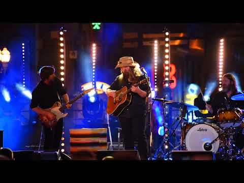 Chris Stapleton - Millionaire (CMT Awards Broadway Stage) 2018