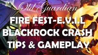 Fire Fest-E.V.I.L event and Blackrock Crash Tavern Brawl tips and gameplay (Hearthstone)