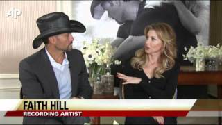 Tim McGraw and Faith Hill's Love Scent