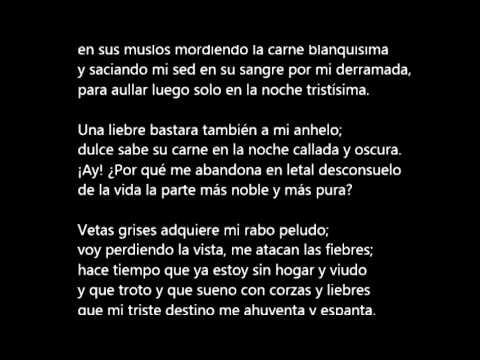Poema del Lobo Estepario - YouTube