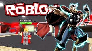 ROBLOX-Super Heroes Factory 16 (¡Super Hero Tycoon!)