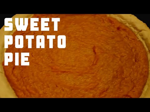 Recipe #1 How To Make A Delicious Sweet Potato Pie