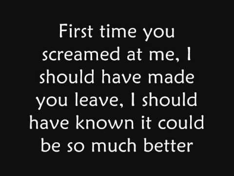 Three Days Grace - Gone Forever (lyrics)