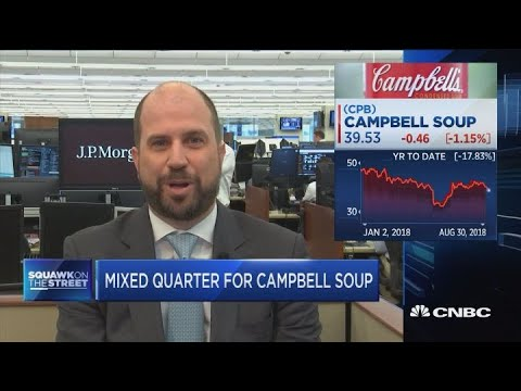 Analysts mixed on Campbell Soup's earnings