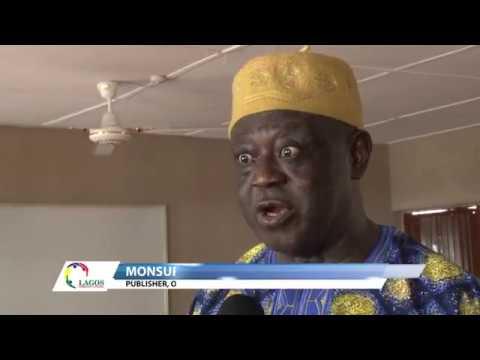 LCU29A - Donations of Classrooms - Ambode, Others Applaud Oriwu Sun Newspaper's Proprietor