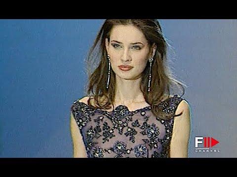 RENATO BALESTRA Haute Couture Spring Summer 2000 Rome - Fashion Channel